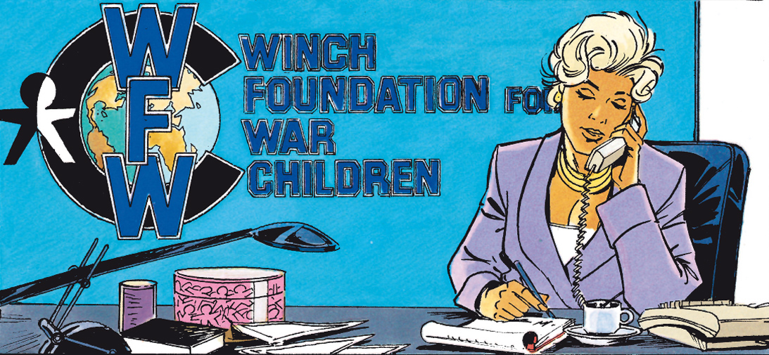 Winch Foundation for War Children