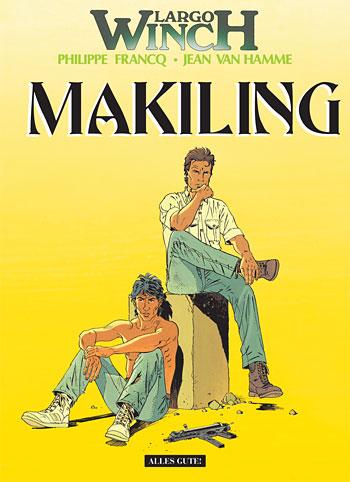 7. Makiling