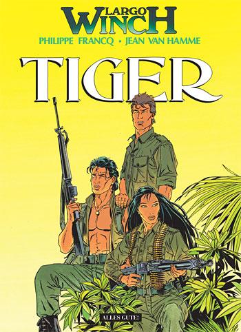 8. Tiger