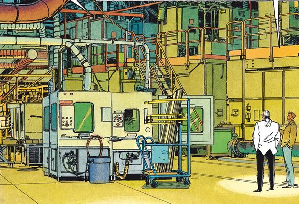 Bergbau & Metallurgie